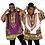 Thumbnail: ImPowered Pick ~ King Sized Traditional Hoodie Dashiki