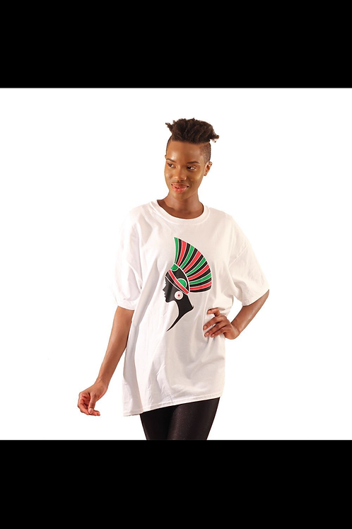 South African Collection ~ African Head Piece T-Shirt