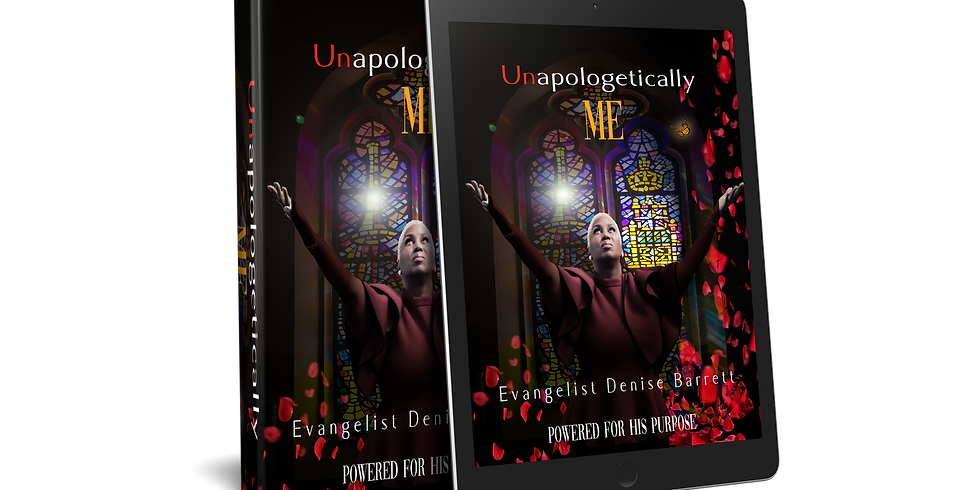 Book Signing : Unapologetically ME~  Powered for His Purpose (2)