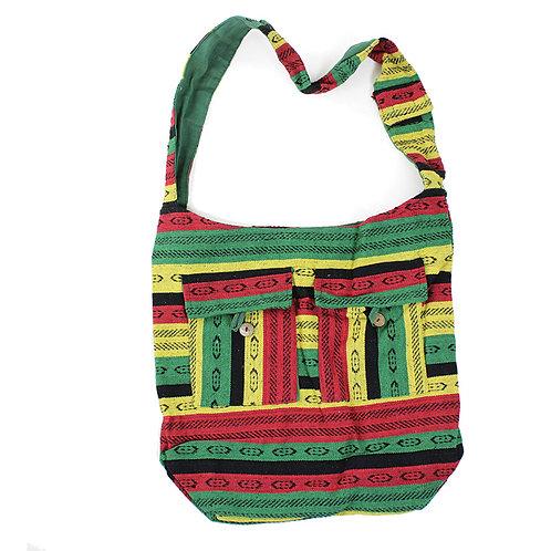 South African Collection ~ Rasta handbag