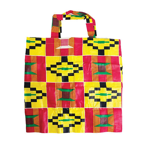 South African Collection ~ Kente Travel Bag