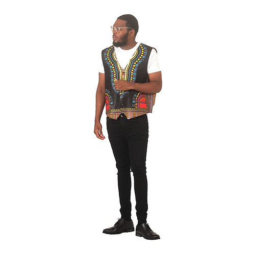 ImPowered Pick~ Traditional Print Vest