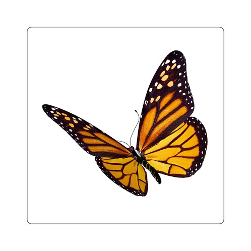 UM Butterfly Stickers