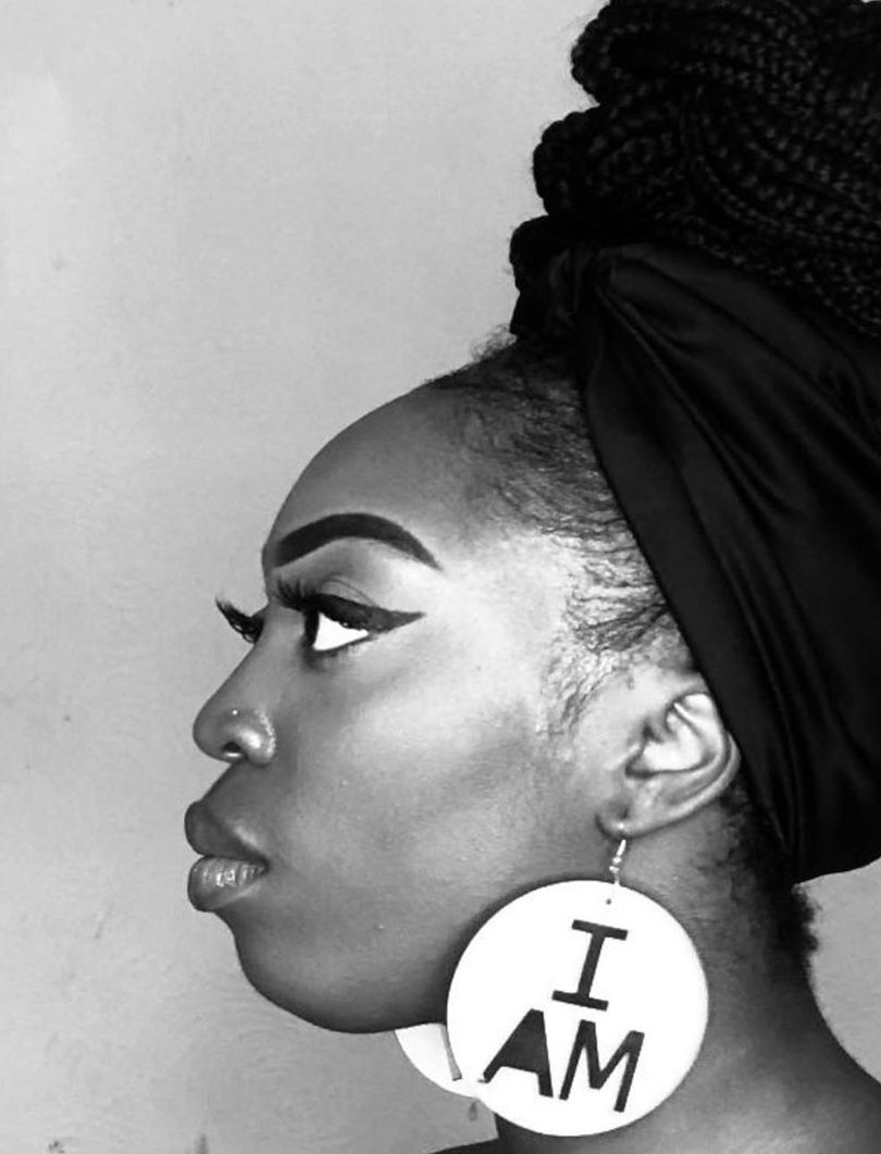 IAM Statement Wood earrings.jpg