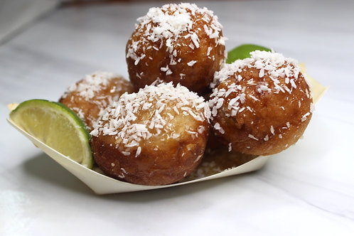 The Coconut & Lime Puff