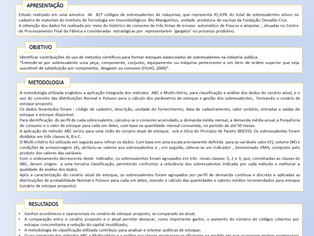 Professor apresenta trabalho no X Congresso Brasileiro de Saúde Coletiva indicando métodos para redu