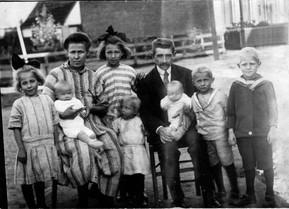 1923 Familie Ottens
