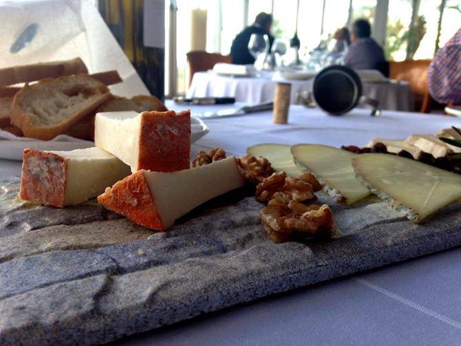 ¿Quieres preparar una buena tabla de quesos?