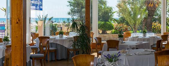 Restaurante Junto al mar