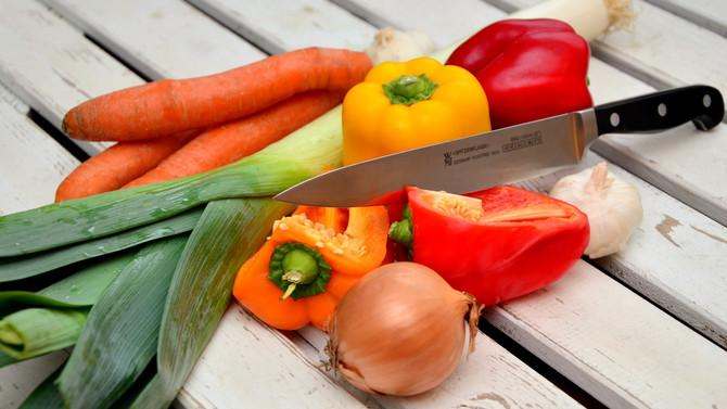 Recomendaciones para elegir vegetales
