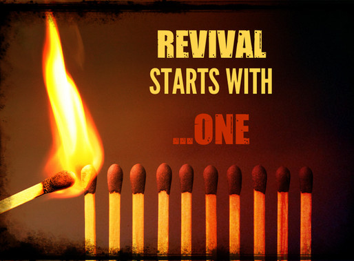 TIME FOR REVIVAL!
