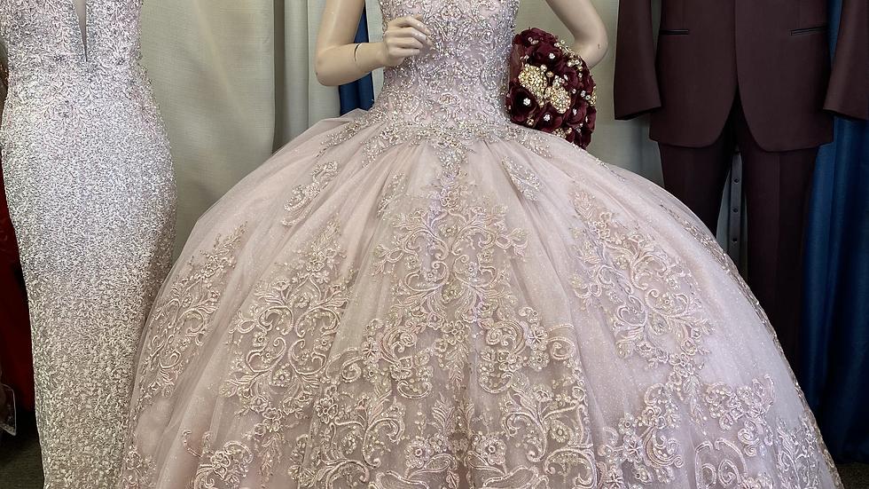 Vizcaya Quinceanera Gown 89284