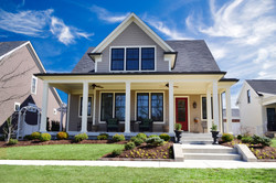 Brand New Custom Dream Home with Huge Front Porch and Beautifully Landscaped Yard