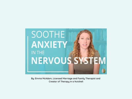 Turn off Anxiety in your Nervous System: Four Ways to Turn on the Parasympathetic Response