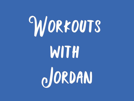 Workouts With Jordan