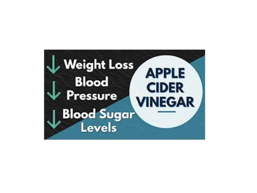 Apple Cider Vinegar, 6 Science Backed Benefits, Weight Loss,  Blood Pressure & More