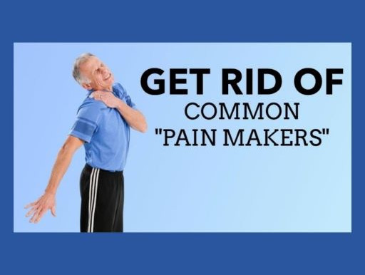 """Common """"Pain Makers"""" Causing Pain in Neck & Arm, How to Get Rid of Them?"""