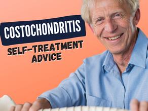 Costochondritis? Self-Treatment Advice: Worldwide Expert Steve August
