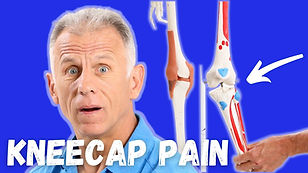 7. WHAT IS CAUSING YOUR KNEE PAIN? PATELLOFEMORAL PAIN SYNDROME OR KNEECAP PAIN? HOW TO TELL.