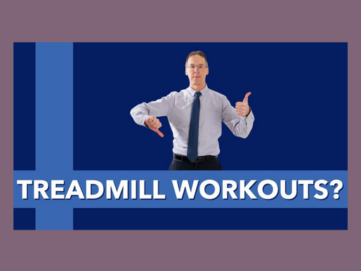"""Treadmill Workouts Are """"5 Star"""" OR """"They Do More Harm Than Good"""" Must See This!"""