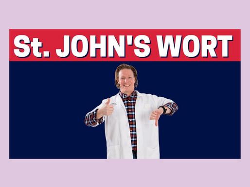 Should You Use St. John's Wort for Depression?