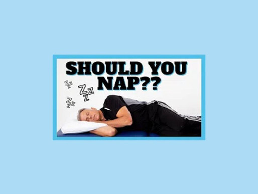 Should You Nap? Good? Bad? How Long? How Often?
