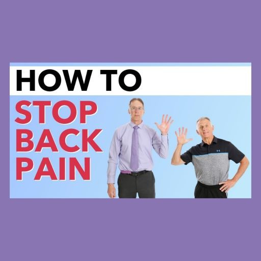 How to Finally Stop Your Back Pain - Answer These 10 Questions