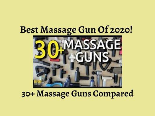 Best Massage Gun Of 2020! (30+ Massage Guns Compared)