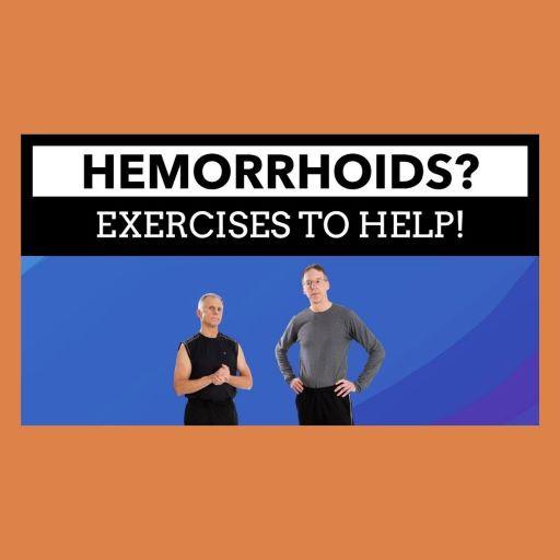 Exercises to Help Hemorrhoids- You Believe It!