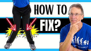 20. WHAT COULD BE CAUSING YOUR KNOCK KNEES (ADULT). HOW TO FIX?