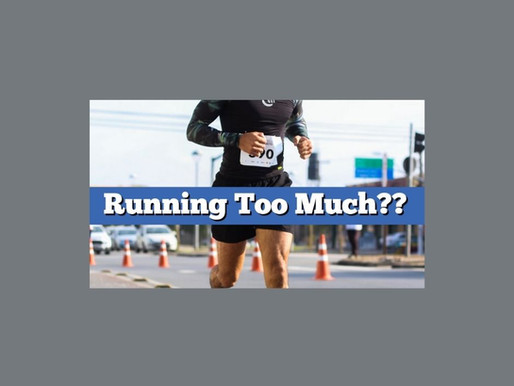 Things That Happen To Your Body When You Run Too Much