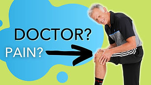 1. KNEE PAIN? 12 SIGNS YOU NEED TO SEE A DOCTOR IMMEDIATELY.