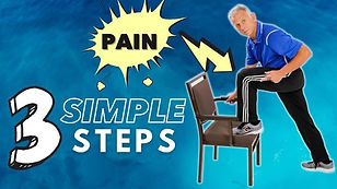 21. HOW TO SELF-TREAT A KNEE WITH TORN OR WORN-OUT CARTILAGE (3 SIMPLE STEPS)