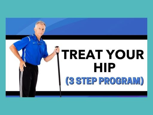 How To Treat A Recent Injury To Your Hip (3 Step Program)