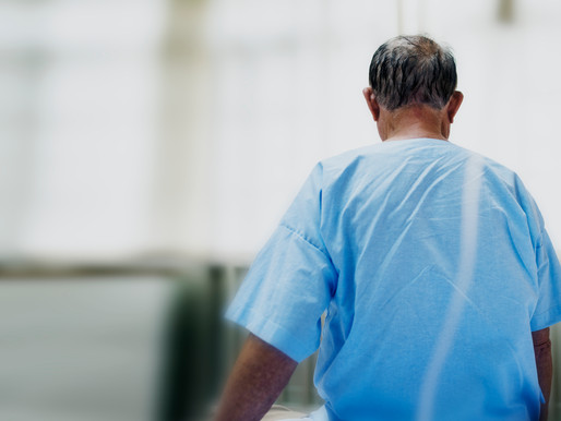 Caring for a Senior with Declining Health During the Pandemic