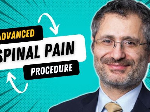 Can YOU Have This Advanced Procedure For Spinal Pain? A Top NeuroSurgeon Explains