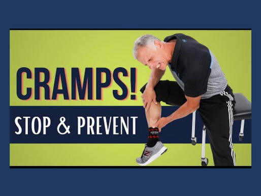 Understanding Cramps, Stopping and Preventing them, Updated Science