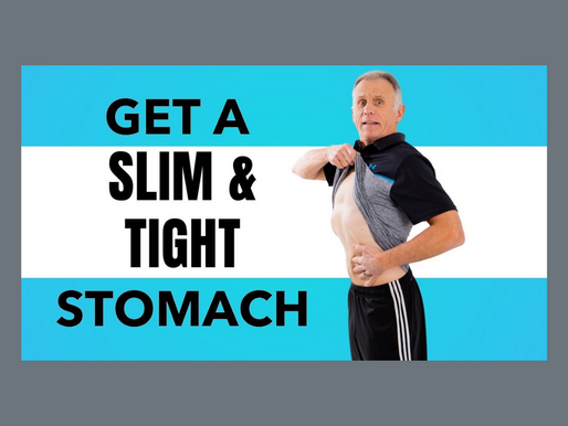 Get Your Stomach Slim & Tight in 3 Weeks – No Sit-Ups or Going to Floor