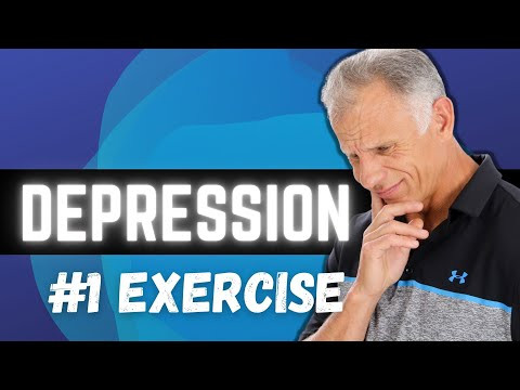 The Number One Best Exercise for Depression/Anxiety