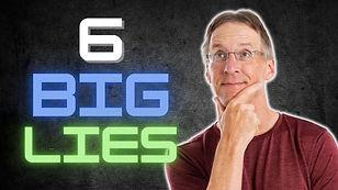 22. THE 6 BIG LIES ABOUT KNEE PAIN, KNEE ARTHRITIS & KNEE SURGERY