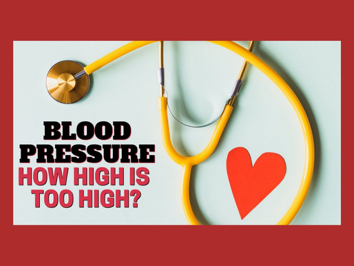 Blood Pressure: How High is Too High (Life Threatening) Top 3 Options to Correct it Safely