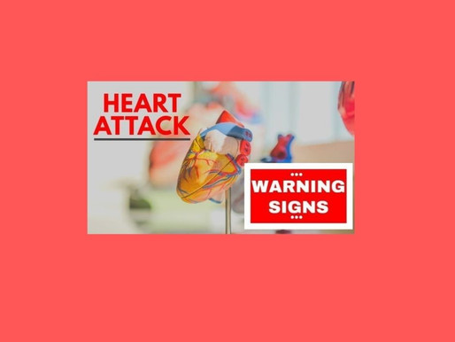 Body Warns 1 Month Before Heart Attack – 7 Warning Signs YOU MUST KNOW