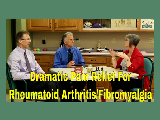 Dramatic Pain Relief For Rheumatoid/Fibromyalgia Without Drugs - REAL Patient Story