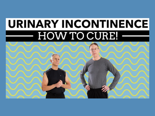 How to Cure Urinary Incontinence with Kegel Exercises