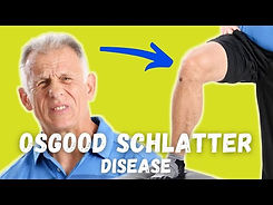 5. WHAT IS CAUSING YOUR KNEE PAIN? OSGOOD-SCHLATTER DISEASE? HOW TO TELL.