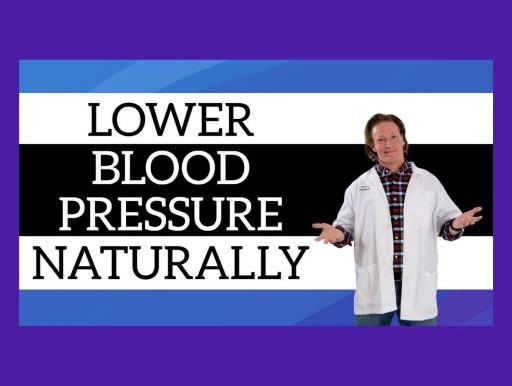 Lower Your High Blood Pressure Naturally. Recent Science Supported.