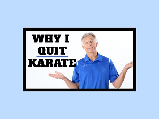 Why I Quit Karate (Tae Kwon Do) After 17 Years – How It Changed My Life!