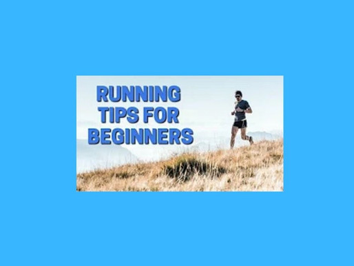 7 Running Tips for Beginners; Enjoy Running and Avoid Common Injuries