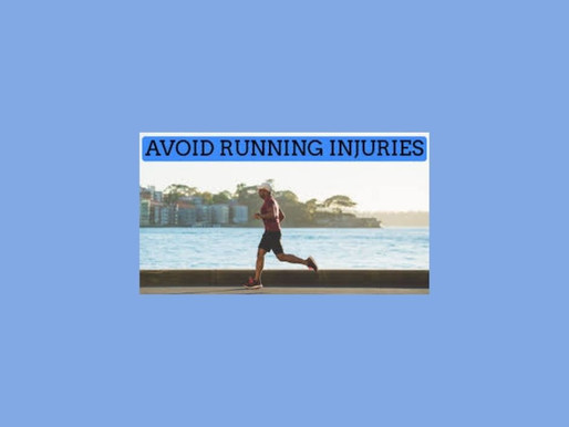 Running Injuries! Correct Technique & Tips to Avoid Injuries