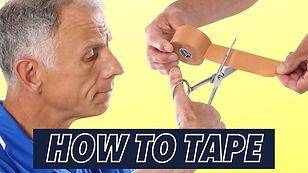 10. HOW TO TAPE & STOP KNEECAP PAIN (PATELLOFEMORAL PAIN SYNDROME)